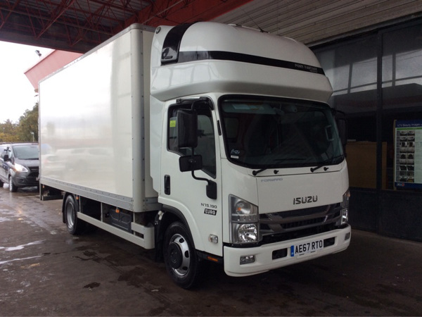 ISUZU TRUCKS N75.190