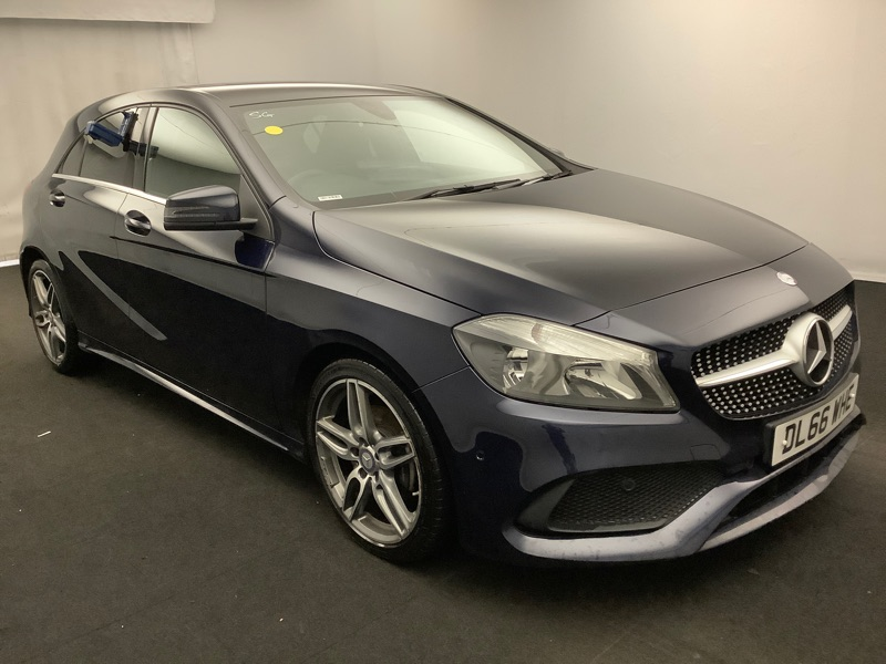 MERCEDES-BENZ A180 D AMG LINE EXECUTIVE