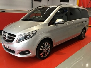 Mercedes-Benz V Class SPORT (LONG) _empty_ 2