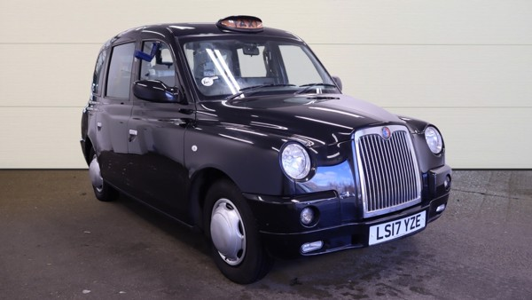 LONDON TAXI CO. TX4