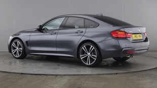 BMW 4 Series 420d [190] xDrive M Sport 5dr Auto [Prof Media] _empty_ 3