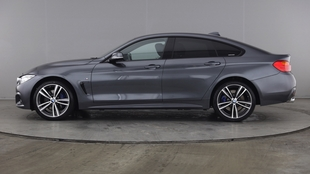 BMW 4 Series 420d [190] xDrive M Sport 5dr Auto [Prof Media] _empty_ 2