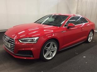 Audi A5 2.0 TDI S Line 2dr _empty_ 2