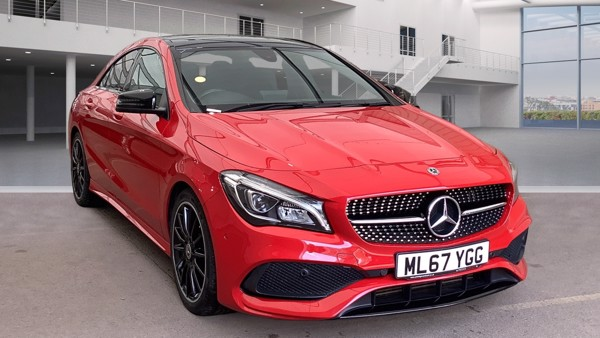 MERCEDES-BENZ CLA 220 D