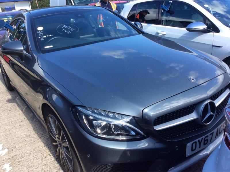 Mercedes-Benz C Class C220d AMG Line Premium 2dr Auto _empty_ 1
