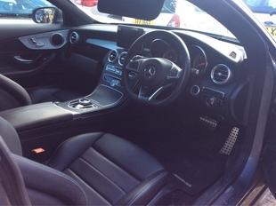 Mercedes-Benz C Class C220d AMG Line Premium 2dr Auto _empty_ 2